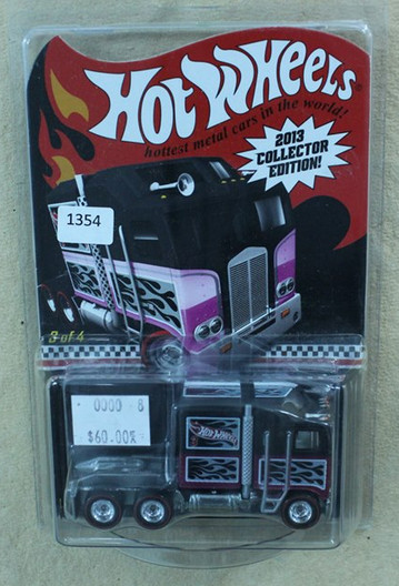 Hotwheels thunder roller 2013